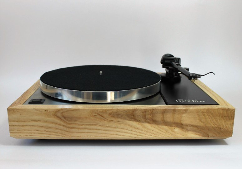 SAINDEC PLINTH FOR LINN LP12 ASH