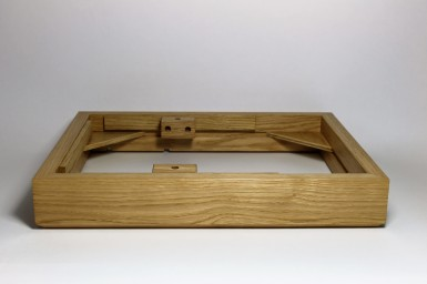 SAINDEC PLINTH FOR LINN LP12 OAK